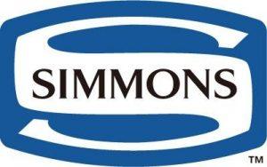 シモンズのロゴ