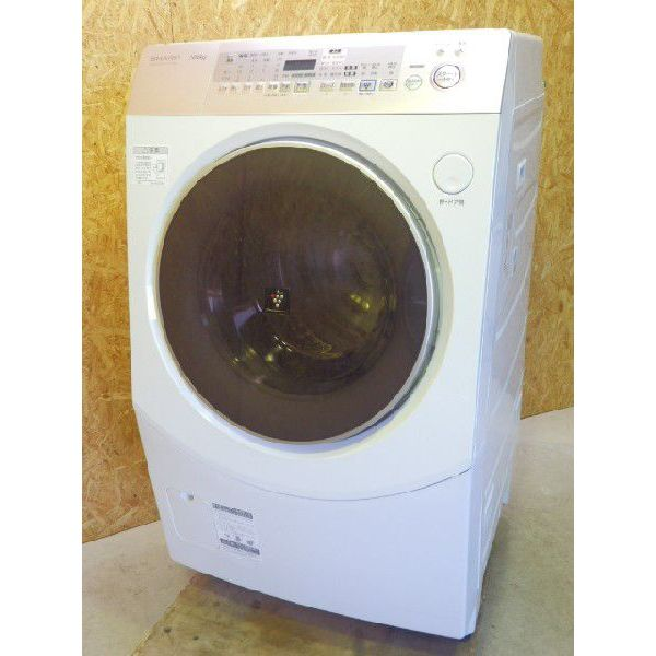 ドラム洗濯機 ES-V530-NL